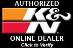 K&N Verified Dealer